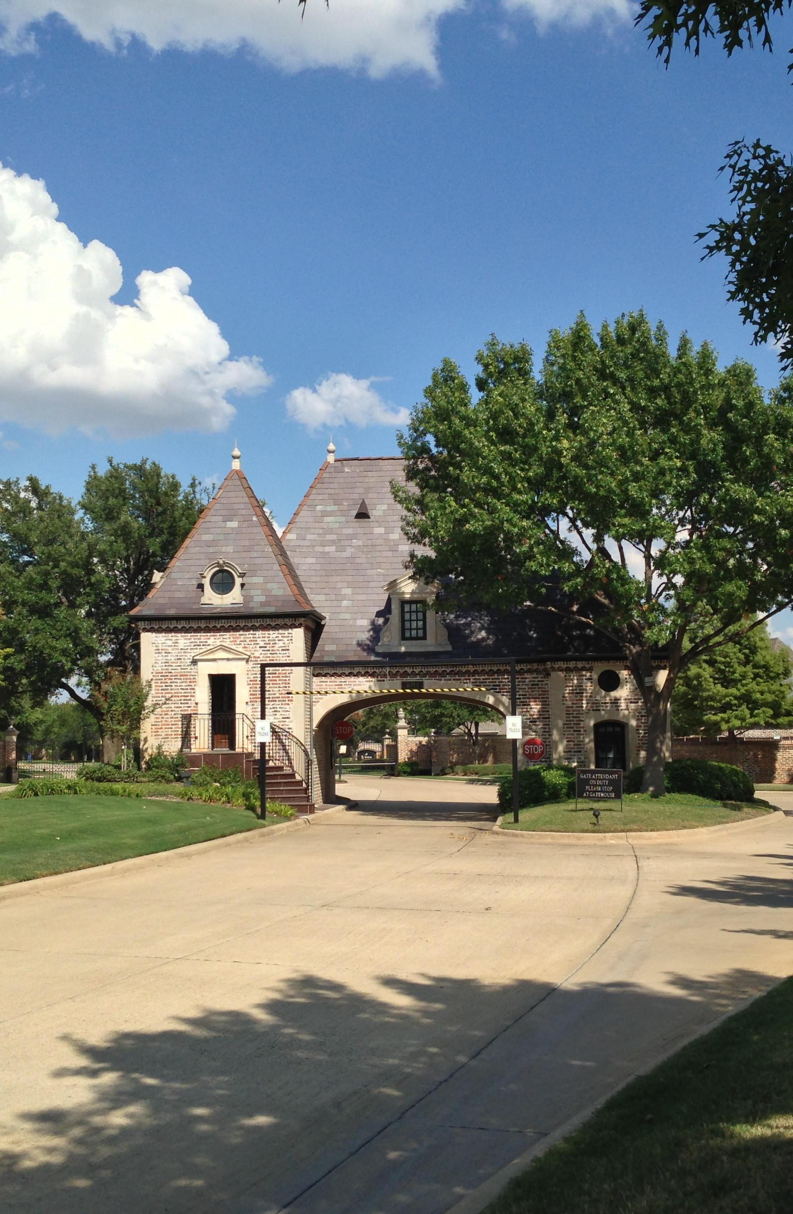Frisco Gated Communities Gated Stonebriar Park Homes