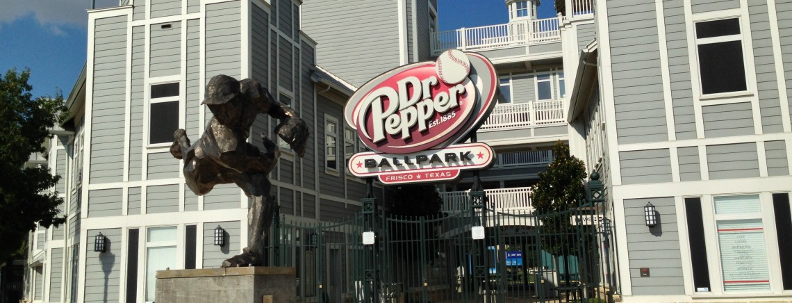 Frisco Dr. Pepper Ballpark